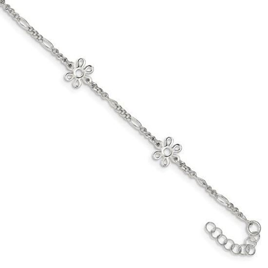 Sterling Silver Womens 1mm Box ChainSoftball Mom Pendant Necklace