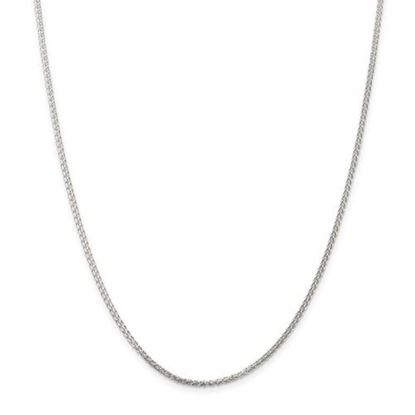 Picture of Sterling Silver 1.75mm Round Spiga Chain Necklace