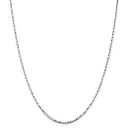 Picture of Sterling Silver 1.75mm Box Chain Necklace