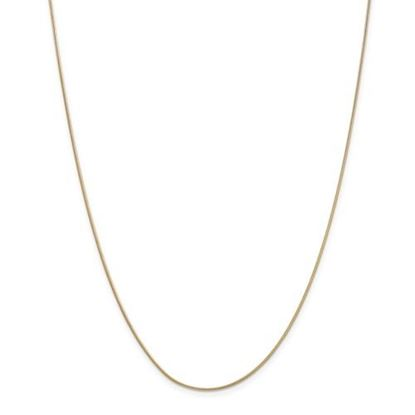 Picture of Leslie's 14k Yellow Gold Snake Chain Necklace